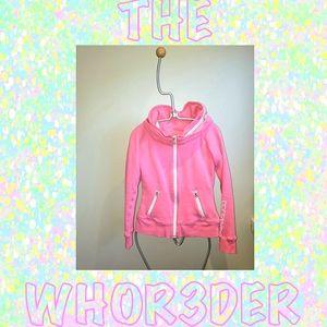 Parasuco Zip-up Sweatshirt with Hidden Hood💖